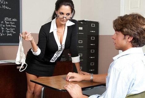 фото соблазнение учительниц
